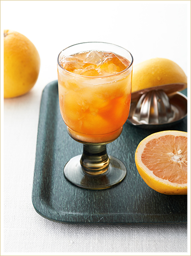 Twinings tea time for California iced tea recipe